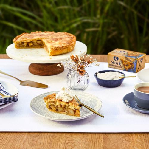 Farm Style Apple Pie